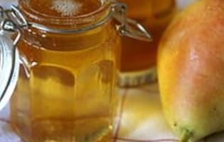 Gelée de poires - Etape 8