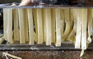 Pâtes fraîches - Etape 13