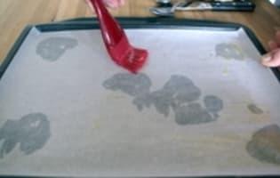 Biscuit roulé aux graines de pavot - Etape 10
