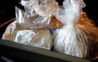 Souris d'agneau confites à l'ail - Etape 8