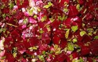 Cuire la betterave rouge - Etape 9