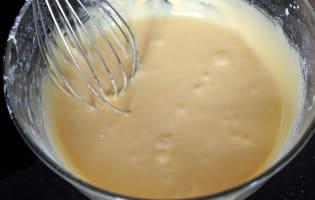 Crème pâtissière - Etape 4