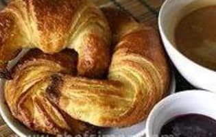 Croissants et pains au chocolat - Découpe et cuisson - Etape 12