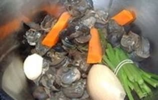 Cassolette d'escargots au beurre d'ail - Etape 2