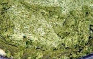 Cassolette d'escargots au beurre d'ail - Etape 3