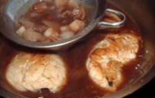 Ris de veau braisés - Etape 6