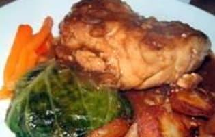 Ris de veau braisés - Etape 9