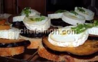 Aubergines frites aux épices - Etape 6