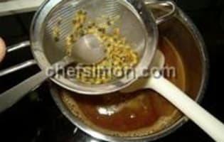 Caramel aux fruits de la passion - Etape 9