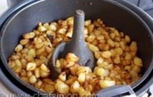 Actifry : la friteuse qui frite sans huile - Etape 6