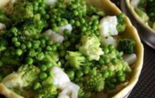 Quiche végétarienne - Etape 8