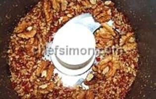 Tarte aux noix de pécan - Etape 1