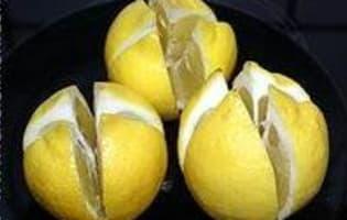 Citrons confits à l'huile d'olive - Etape 3