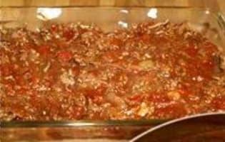 Lasagnes à la bolognaise - Etape 9