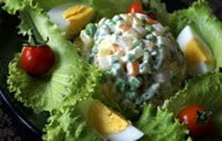 Macédoine de légumes - Etape 12