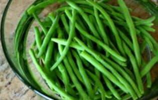 Utilisation du bicarbonate de soude en cuisine - Etape 1