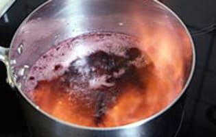 Sauce bordelaise - Etape 4