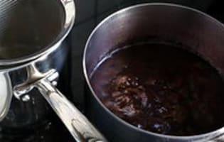 Sauce bordelaise - Etape 8