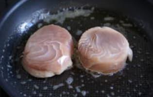 Tournedos de thon mi-cuits - Etape 2