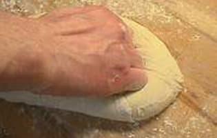 Façonner la pâte à pain - Etape 6