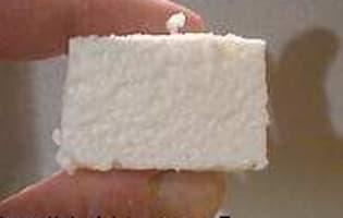 Marshmallows ou guimauves grillées - Etape 1