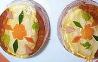 Oeufs en gelée - Etape 12