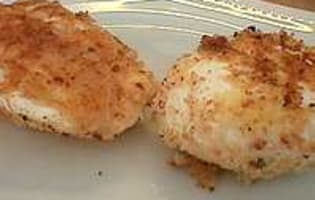 Oeufs grillés - Etape 9