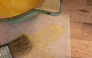 Oeufs grillés - Etape 1