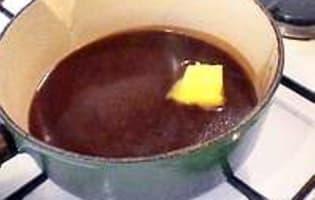 Sauce madère - Etape 8