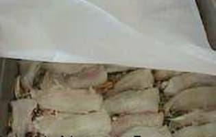 Filets de sole Dieppoise - Etape 9