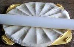 Minis croissants apéritifs - Etape 4