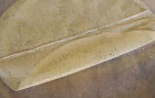 Samoussas framboises chocolat blanc - Etape 3