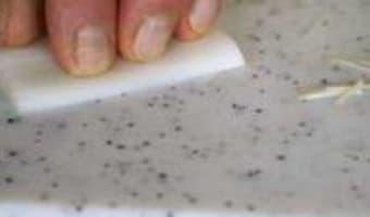 Tailler une julienne de poireaux - Etape 6