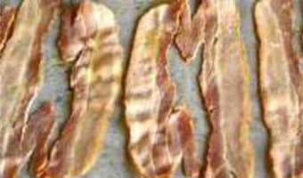 Lard croustillant - Etape 7