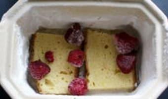 Pudding Diplomate - Etape 5