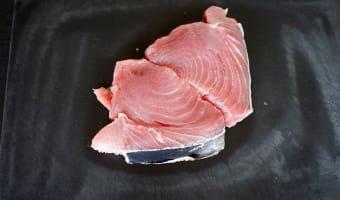 Tartare de thon aux saveurs asiatiques - Etape 1