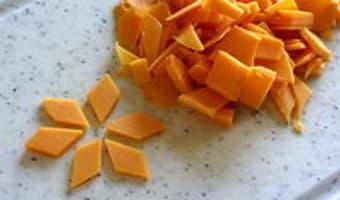 Tarte poireaux mimolette - Etape 9