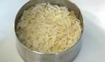 Riz pilaf - Etape 11