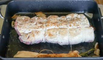 Rôti de porc - Etape 5