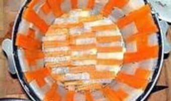 Chartreuse de poule faisane : le montage - Etape 4
