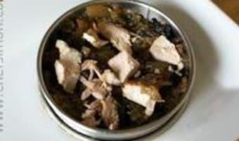 Rouelle de porc braisée - Etape 13