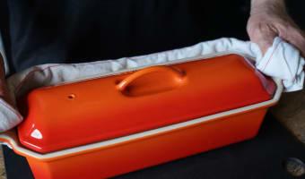 Terrine de langouste - Etape 10
