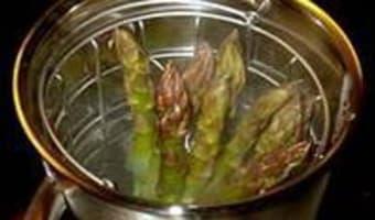 Crème d'asperges - Etape 4