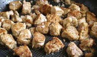 Feuilletés de ris de veau - Etape 2