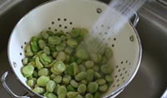 Jardinière de légumes : la préparation des légumes - Etape 10