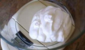 Glace à la fraise et au fromage blanc - Etape 4