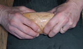 Ballotine de foie gras nature - Etape 7