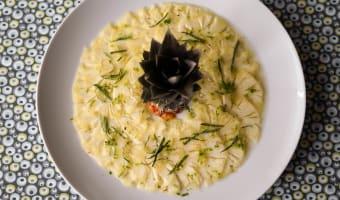 Carpaccio d'ananas exotique - Etape 8