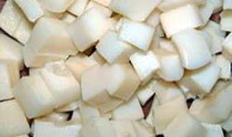 Préparer les encornets - Etape 4