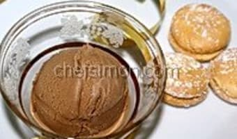 Glace au Nutella - Etape 12